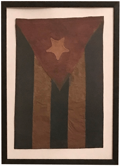 original cuban flag