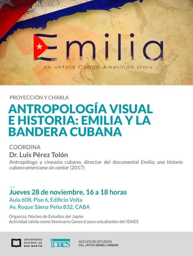 Emilia Buenos Aires presentation